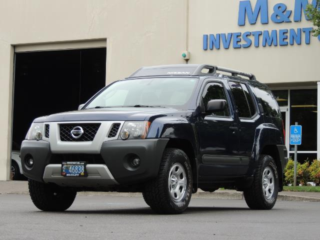 2010 Nissan Xterra X  Sport Utility / 4WD / 6-SPEED MANUAL / 1-OWNER - Photo 43 - Portland, OR 97217