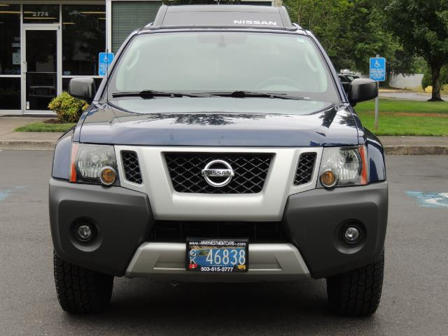 2010 Nissan Xterra X  Sport Utility / 4WD / 6-SPEED MANUAL / 1-OWNER - Photo 5 - Portland, OR 97217