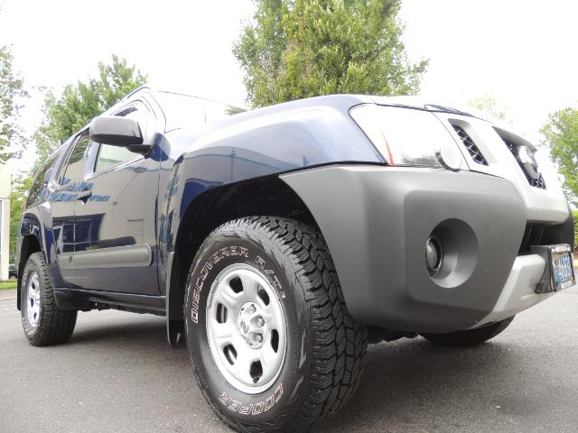 2010 Nissan Xterra X  Sport Utility / 4WD / 6-SPEED MANUAL / 1-OWNER - Photo 9 - Portland, OR 97217