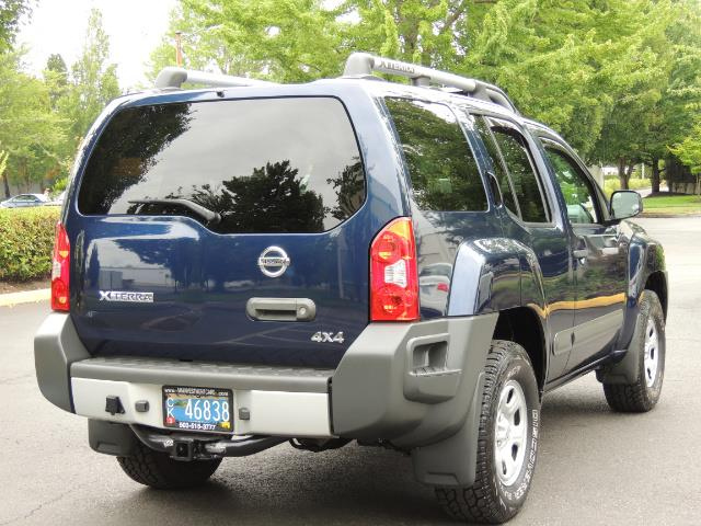 2010 Nissan Xterra X  Sport Utility / 4WD / 6-SPEED MANUAL / 1-OWNER - Photo 8 - Portland, OR 97217