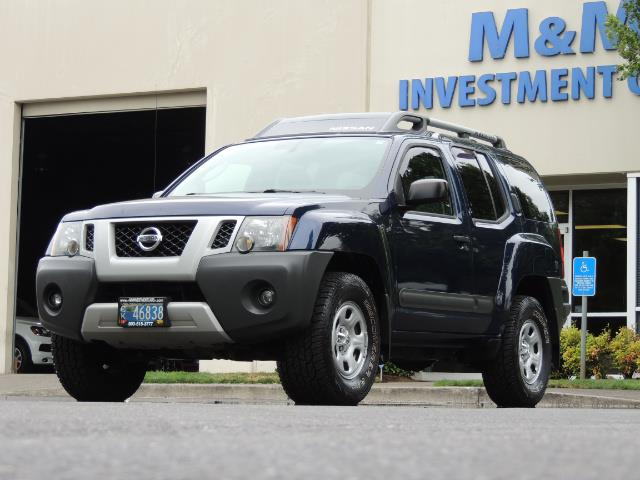 2010 Nissan Xterra X  Sport Utility / 4WD / 6-SPEED MANUAL / 1-OWNER - Photo 40 - Portland, OR 97217