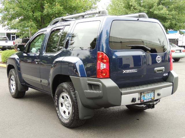 2010 Nissan Xterra X  Sport Utility / 4WD / 6-SPEED MANUAL / 1-OWNER - Photo 7 - Portland, OR 97217