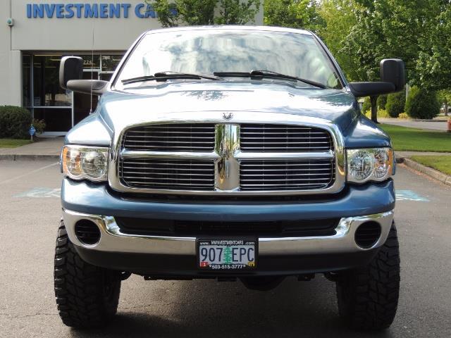 2003 Dodge Ram 2500 SLT / 4X4 / 5.9L Diesel HIGHOUTPUT/ 6-SPEED MANUAL - Photo 5 - Portland, OR 97217