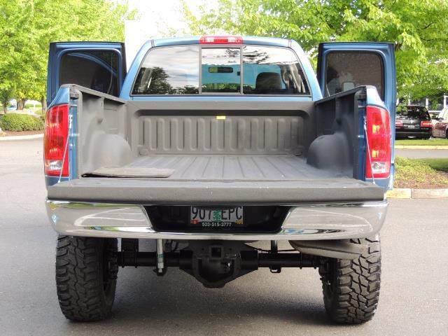 2003 Dodge Ram 2500 SLT / 4X4 / 5.9L Diesel HIGHOUTPUT/ 6-SPEED MANUAL - Photo 21 - Portland, OR 97217