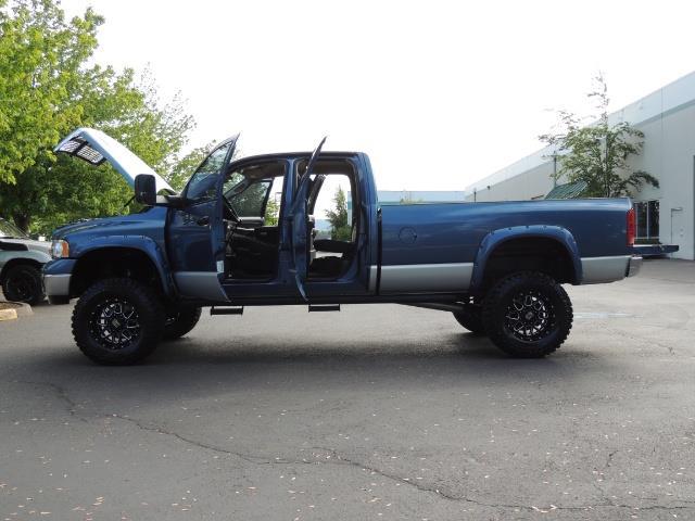 2003 Dodge Ram 2500 SLT / 4X4 / 5.9L Diesel HIGHOUTPUT/ 6-SPEED MANUAL - Photo 26 - Portland, OR 97217