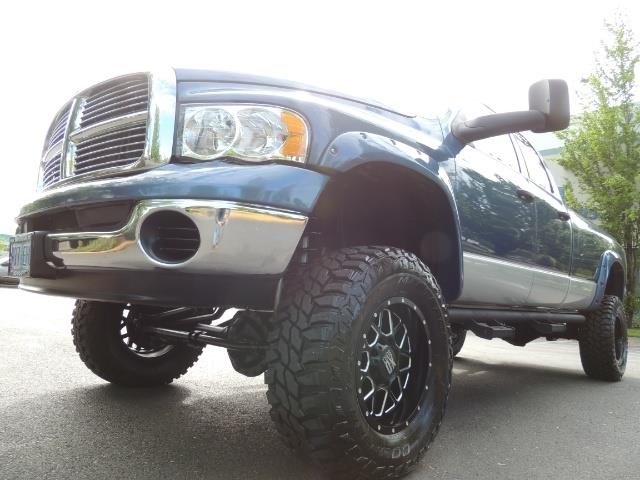 2003 Dodge Ram 2500 SLT / 4X4 / 5.9L Diesel HIGHOUTPUT/ 6-SPEED MANUAL - Photo 9 - Portland, OR 97217