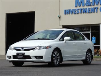 2009 Honda Civic EX Sedan 4DR / 5 SPEED MANUAL / MoonRoof / 76K MLS Sedan