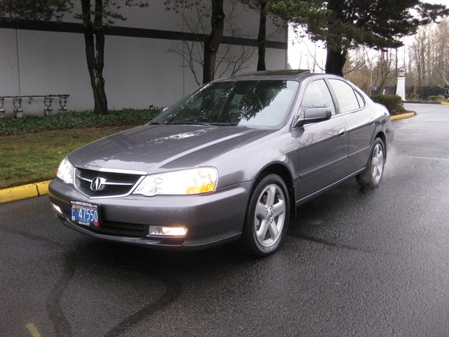 2003 acura tl 3 2 type s leather mooroof 1 owner. Black Bedroom Furniture Sets. Home Design Ideas
