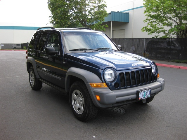 2005 jeep liberty sport awd 1 owner. Black Bedroom Furniture Sets. Home Design Ideas