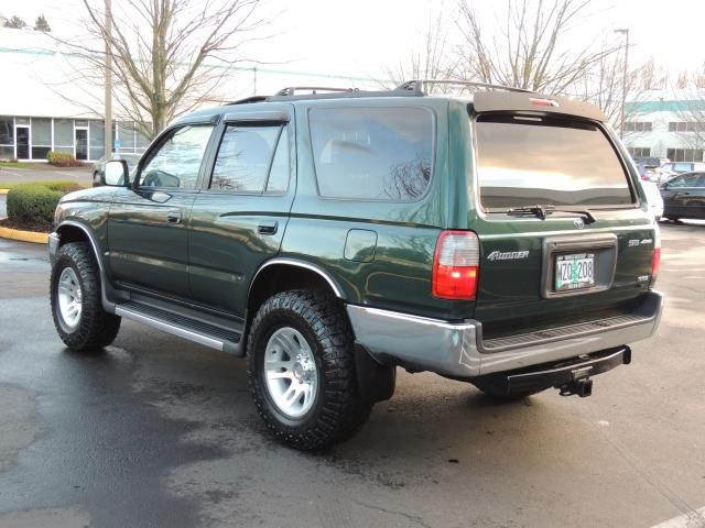 1999 toyota 4runner sr5 4x4 3 4l v6 mud tires excellent condition. Black Bedroom Furniture Sets. Home Design Ideas
