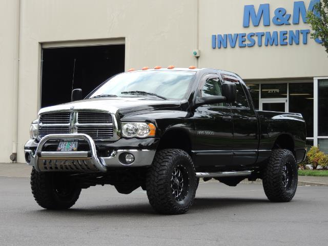 2004 Dodge Ram 3500 SLT 4dr Quad Cab SLT - Photo 1 - Portland, OR 97217