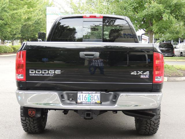 2004 Dodge Ram 3500 SLT 4dr Quad Cab SLT - Photo 6 - Portland, OR 97217