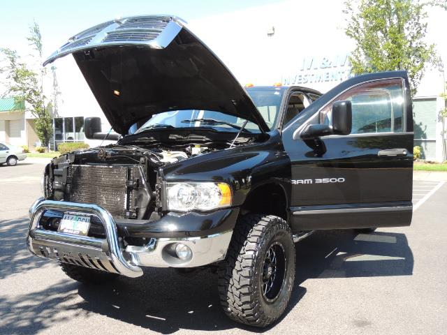 2004 Dodge Ram 3500 SLT 4dr Quad Cab SLT - Photo 25 - Portland, OR 97217