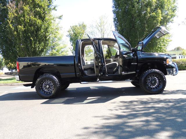 2004 Dodge Ram 3500 SLT 4dr Quad Cab SLT - Photo 30 - Portland, OR 97217