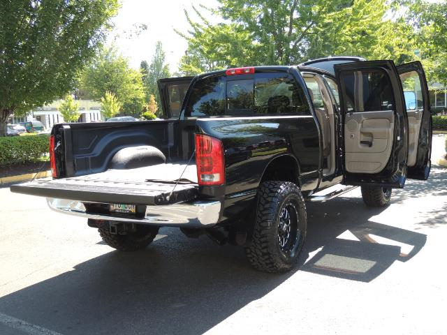 2004 Dodge Ram 3500 SLT 4dr Quad Cab SLT - Photo 29 - Portland, OR 97217