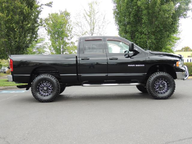 2004 Dodge Ram 3500 SLT 4dr Quad Cab SLT - Photo 4 - Portland, OR 97217