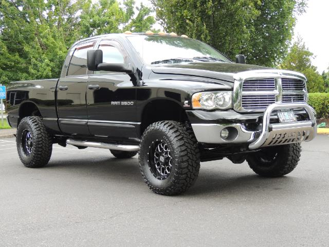 2004 Dodge Ram 3500 SLT 4dr Quad Cab SLT - Photo 2 - Portland, OR 97217