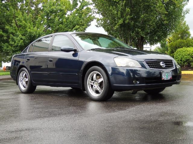 2005 Nissan Altima 3.5 SE / Sedan / Automatic / 6 Cyl - Photo 2 - Portland, OR 97217
