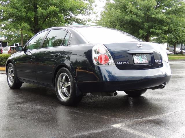 2005 Nissan Altima 3.5 SE / Sedan / Automatic / 6 Cyl - Photo 7 - Portland, OR 97217