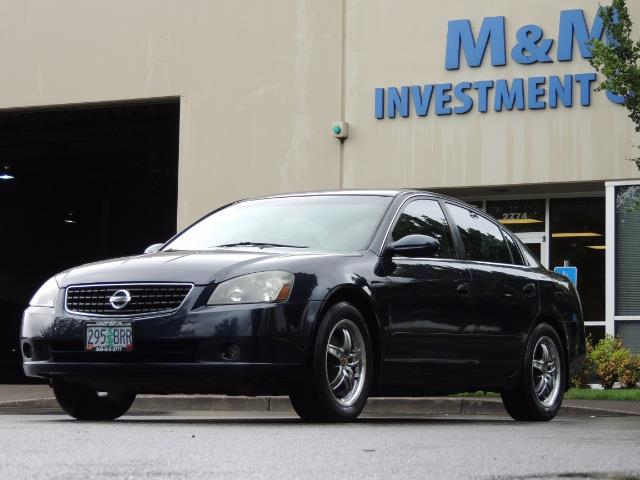 2005 Nissan Altima 3.5 SE / Sedan / Automatic / 6 Cyl - Photo 43 - Portland, OR 97217