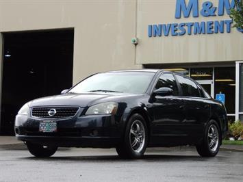2005 Nissan Altima 3.5 SE / Sedan / Automatic / 6 Cyl Sedan