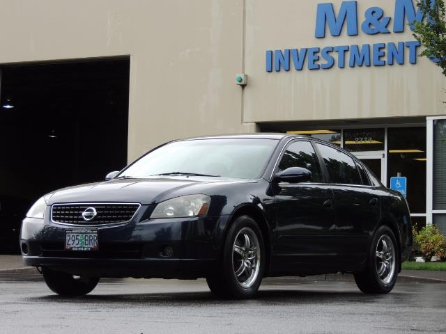 2005 Nissan Altima 3.5 SE / Sedan / Automatic / 6 Cyl - Photo 42 - Portland, OR 97217