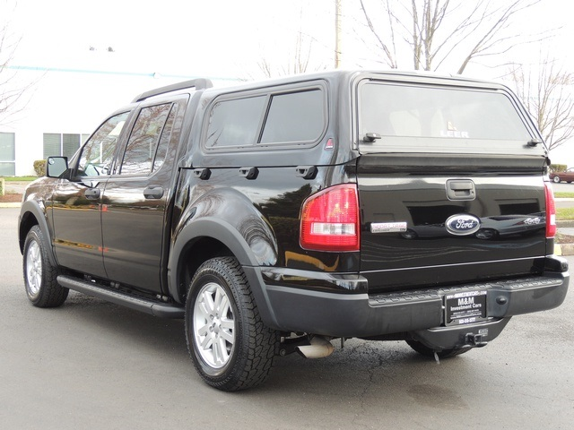 2008 ford explorer sport trac xlt 4x4 6cyl matching canopy new tires. Black Bedroom Furniture Sets. Home Design Ideas
