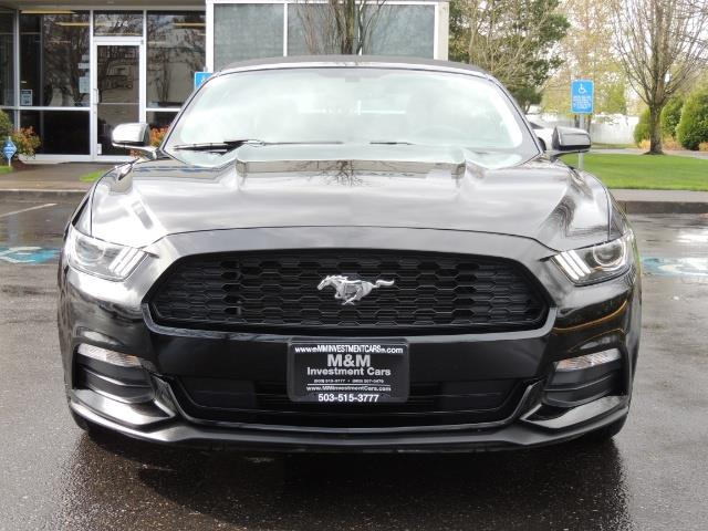2016 Ford Mustang V6 / Convertible / Automatic / Premium Wheels - Photo 5 - Portland, OR 97217
