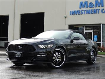 2016 Ford Mustang V6 / Convertible / Automatic / Premium Wheels Convertible