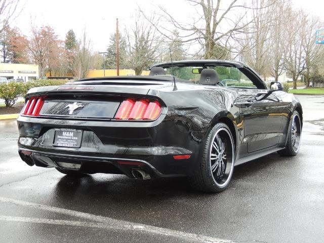 2016 Ford Mustang V6 / Convertible / Automatic / Premium Wheels - Photo 57 - Portland, OR 97217