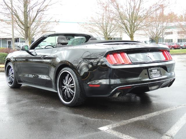 2016 Ford Mustang V6 / Convertible / Automatic / Premium Wheels - Photo 55 - Portland, OR 97217