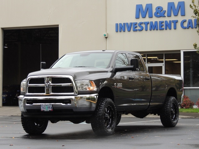 2015 ram 2500 4x4 6 7l diesel 6 speed lifted 6000 miles. Black Bedroom Furniture Sets. Home Design Ideas