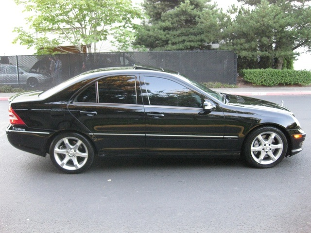 2007 mercedes benz c230 sport pkg for Mercedes benz c230 sport