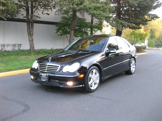 2007 mercedes benz c230 sport pkg for Mercedes benz 2007 c230