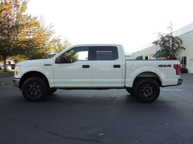 2016 ford f 150 xlt 4x4 5 0l 8cyl 1 owner lifted lifted. Black Bedroom Furniture Sets. Home Design Ideas