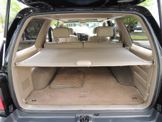 1999 Toyota 4Runner Limited 4WD / V6 / Leather / Sunroof / LIFTED - Photo 27 - Portland, OR 97217
