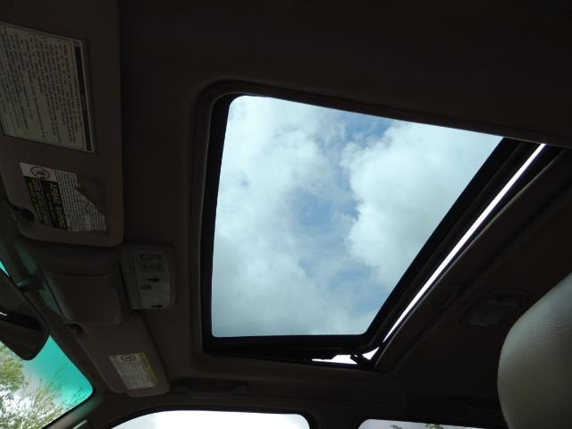 1999 Toyota 4Runner Limited 4WD / V6 / Leather / Sunroof / LIFTED - Photo 25 - Portland, OR 97217