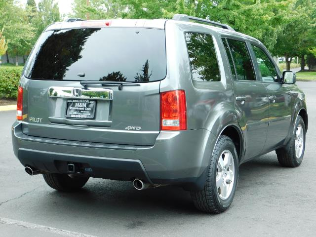2009 Honda Pilot EX-L ALL WHEEL DRIVE / 3RD SEAT LEATHER / 1-OWNER - Photo 8 - Portland, OR 97217
