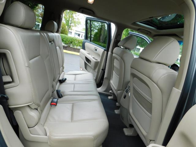 2009 Honda Pilot EX-L ALL WHEEL DRIVE / 3RD SEAT LEATHER / 1-OWNER - Photo 18 - Portland, OR 97217