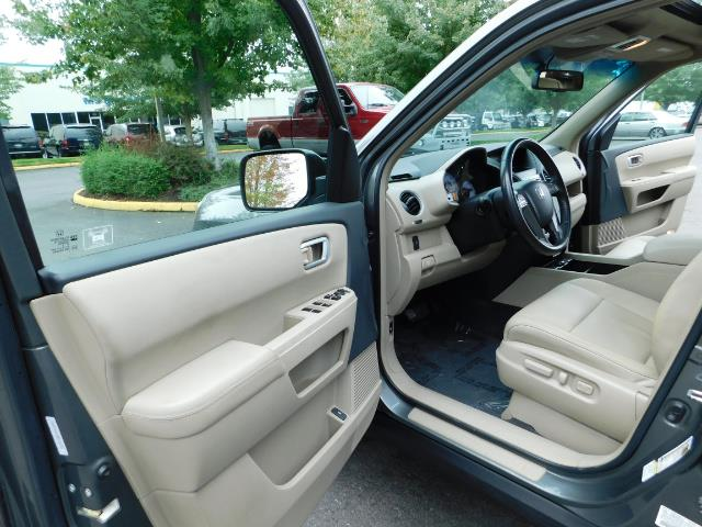 2009 Honda Pilot EX-L ALL WHEEL DRIVE / 3RD SEAT LEATHER / 1-OWNER - Photo 13 - Portland, OR 97217