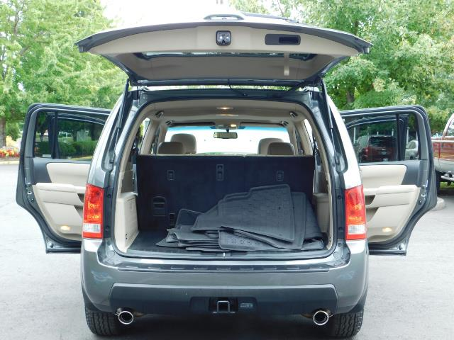 2009 Honda Pilot EX-L ALL WHEEL DRIVE / 3RD SEAT LEATHER / 1-OWNER - Photo 26 - Portland, OR 97217