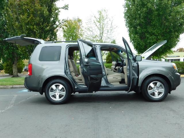 2009 Honda Pilot EX-L ALL WHEEL DRIVE / 3RD SEAT LEATHER / 1-OWNER - Photo 24 - Portland, OR 97217