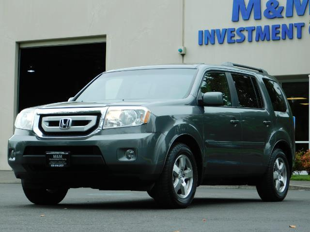 2009 Honda Pilot EX-L ALL WHEEL DRIVE / 3RD SEAT LEATHER / 1-OWNER - Photo 1 - Portland, OR 97217