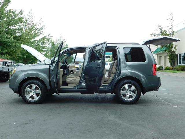 2009 Honda Pilot EX-L ALL WHEEL DRIVE / 3RD SEAT LEATHER / 1-OWNER - Photo 23 - Portland, OR 97217