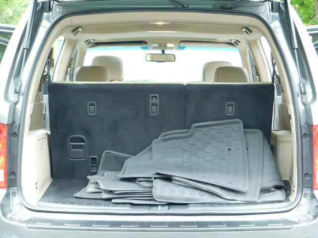 2009 Honda Pilot EX-L ALL WHEEL DRIVE / 3RD SEAT LEATHER / 1-OWNER - Photo 27 - Portland, OR 97217