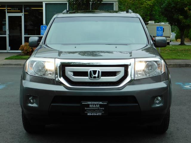 2009 Honda Pilot EX-L ALL WHEEL DRIVE / 3RD SEAT LEATHER / 1-OWNER - Photo 5 - Portland, OR 97217