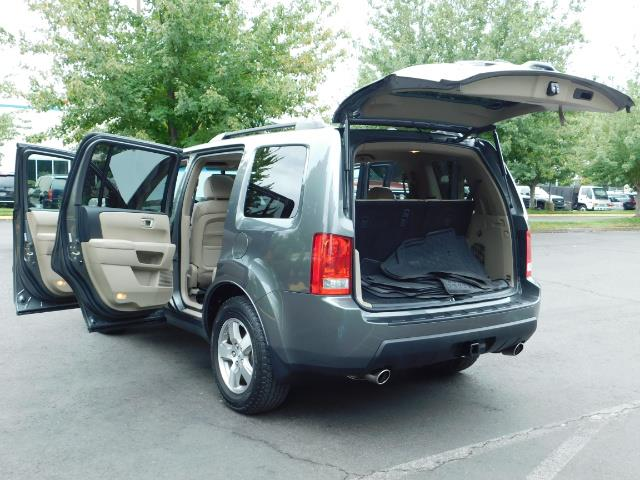 2009 Honda Pilot EX-L ALL WHEEL DRIVE / 3RD SEAT LEATHER / 1-OWNER - Photo 25 - Portland, OR 97217