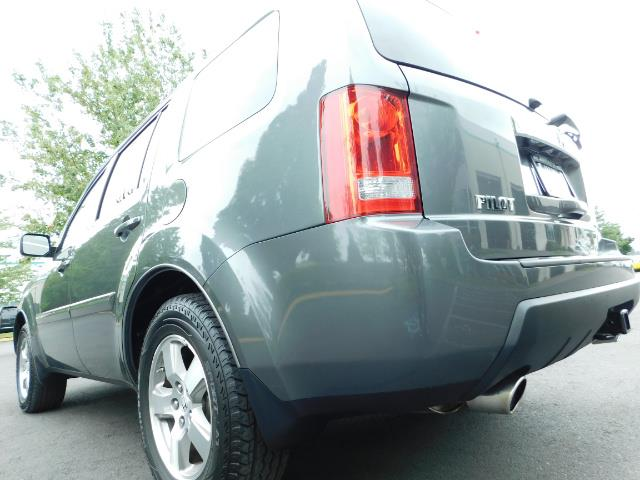 2009 Honda Pilot EX-L ALL WHEEL DRIVE / 3RD SEAT LEATHER / 1-OWNER - Photo 12 - Portland, OR 97217