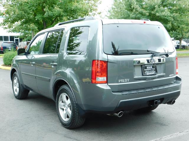 2009 Honda Pilot EX-L ALL WHEEL DRIVE / 3RD SEAT LEATHER / 1-OWNER - Photo 7 - Portland, OR 97217