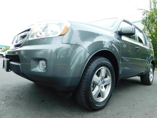 2009 Honda Pilot EX-L ALL WHEEL DRIVE / 3RD SEAT LEATHER / 1-OWNER - Photo 9 - Portland, OR 97217